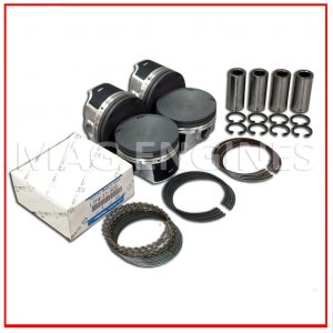 PISTON & RING SET MAZDA L3K9 & L3-VDT DISI 2.3 LTR