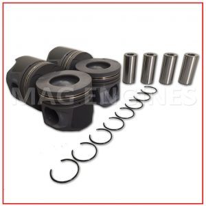 PISTON & RING SET TOYOTA 1KD-FTV 3.0 LTR