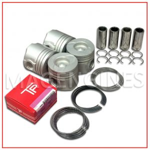 PISTON & RING SET TOYOTA 1ND-TV D4-D 1.4 LTR