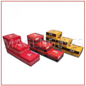 PISTON RINGS NISSAN KA24 2.4 LTR
