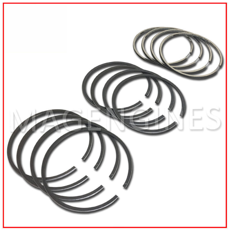 13011-17010 PISTON RINGS TOYOTA 1HZ & 1HD-T/1HD-FT 4 2 LTR