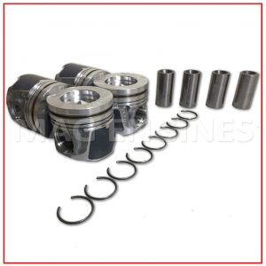 PISTON & RING SET NISSAN M9R DCi 2.0 LTR