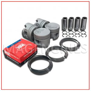 PISTON & RING SET TOYOTA 3C-T 2.2 LTR