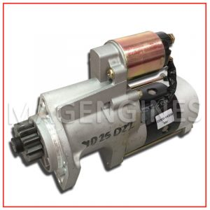STARTER MOTOR NISSAN YD25 DDTi/DTi/Di 2.5 LTR