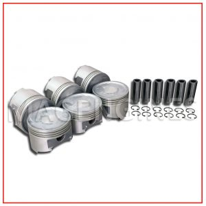 PISTON & RING SET MITSUBISHI 6G74 GDI 3.5 LTR