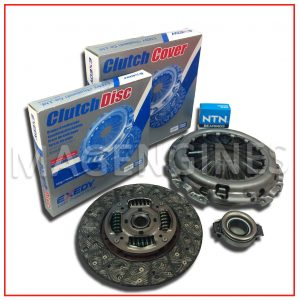CLUTCH DISC SET NISSAN YD25 DTi 2.5 LTR
