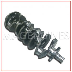 CRANKSHAFT WITH BEARINGS HYUNDAI D4EB 2.2 LTR