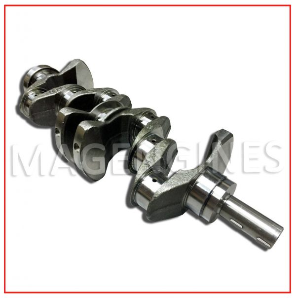 CRANKSHAFT WITH BEARINGS NISSAN YD22 DCi 2.2 LTR