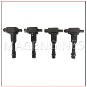 IGNITION COIL SET NISSAN HR15DE 1.5 LTR