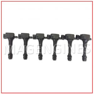 IGNITION COIL SET NISSAN VQ35DE 3.5 LTR
