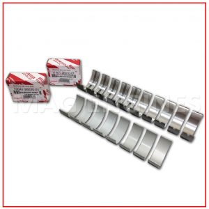 MAIN & BIG END BEARINGS TOYOTA 1AD & 2AD-FTV 2.0 & 2.2 LTR