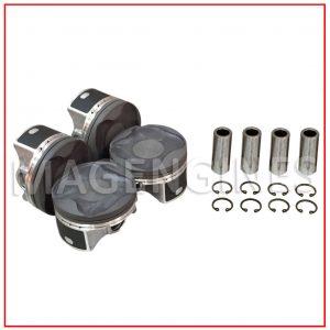 PISTON & RING SET TOYOTA 2ZR-FE 16V 1.8 LTR