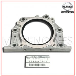 12279-VC101 NISSAN GENUINE CRANKSHAFT REAR OIL SEAL ZD30 DTi