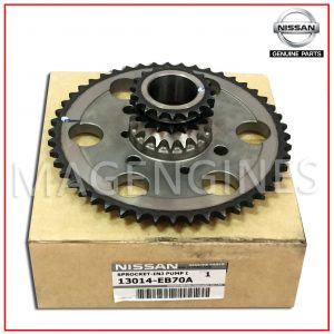 13014-EB70A NISSAN FUEL PUMP SPROCKET YD25 DCi