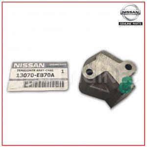 13070-EB70A NISSAN GENUINE CHAIN TENSIONER ASSY YD22/YD25 D40