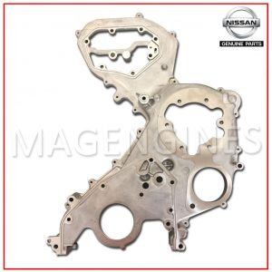 13502-EB70A NISSAN GENUINE TIMING PLATE REAR YD25 DCi D40