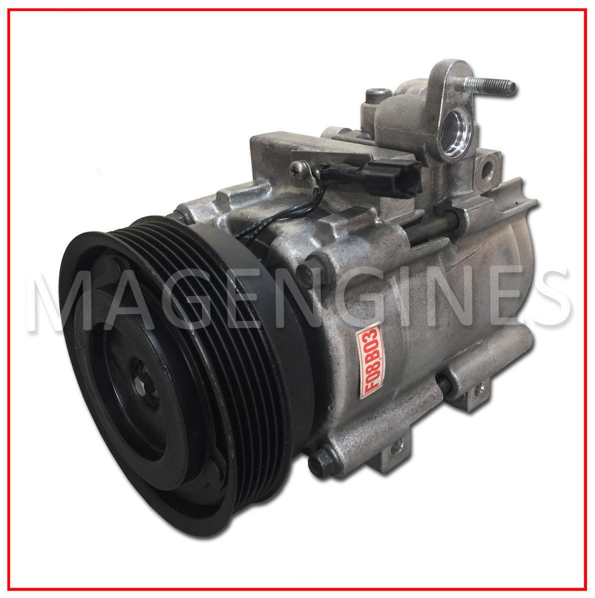 Ac Compressor Hyundai D4ea V 20 Ltr Mag Engines Kompresor Kia Carens 1