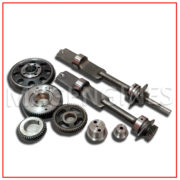 TIMING SPROCKET GEAR & BALANCER SHAFT SET NISSAN ZD30