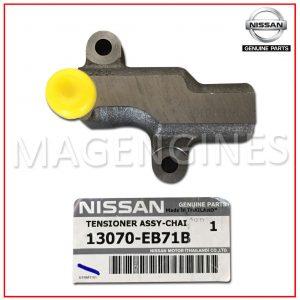 13070-EB71B-NISSAN-GENUINE-CHAIN-TENSIONER-ASSY-YD22.YD25-D40