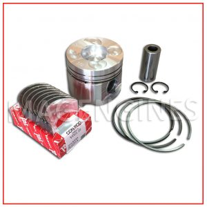 PISTON-WITH-RING-CON-BEARING-SET-NISSAN-YD25-2.5L
