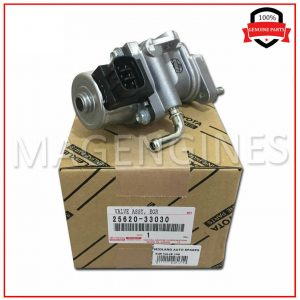 BRAND NEW GENUINE EGR VALVE TOYOTA 1ND-TV D4-D 1.4 LTR