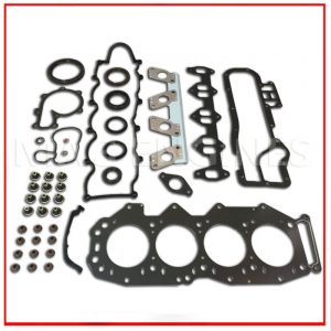 FULL GASKET KIT & HEAD BOLT SET MAZDA WL-T 12V 2.5 LTR