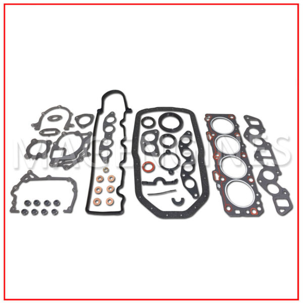 FULL HEAD GASKET KIT NISSAN LD20 LD20-T 2.0 LTR GRAPHITE