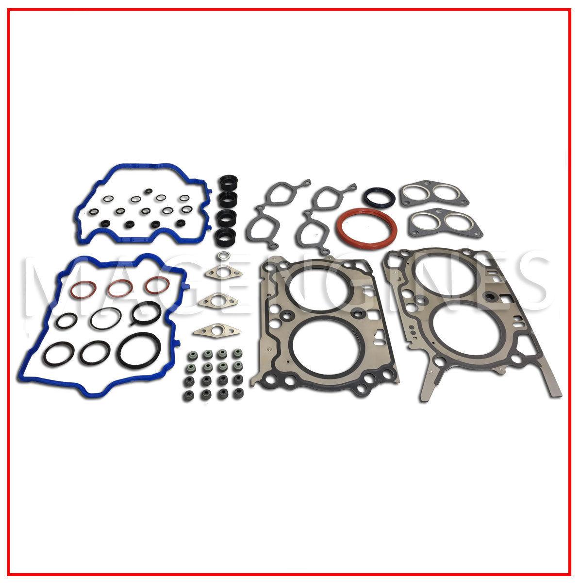 FULL HEAD GASKET KIT SUBARU FB25 DOHC 16V 2 5 LTR 3 – Mag Engines