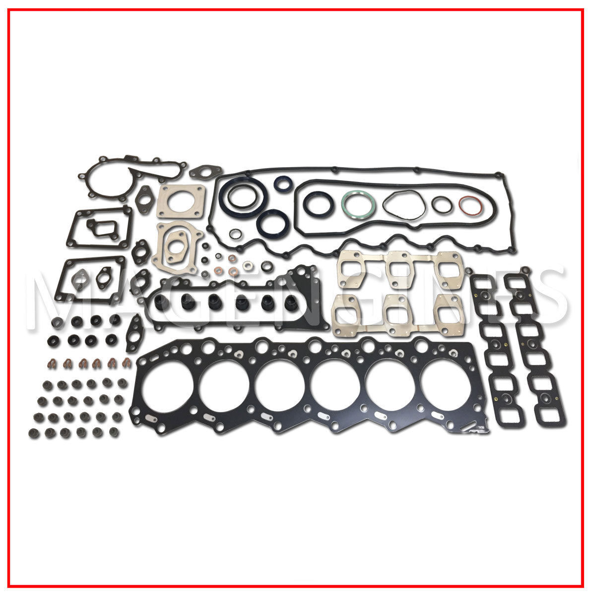 .040MlsWith 1Extra oil hole Head Gasket