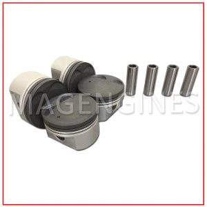 PISTON & RING SET DAIHATSU K3-VE 1.3 LTR