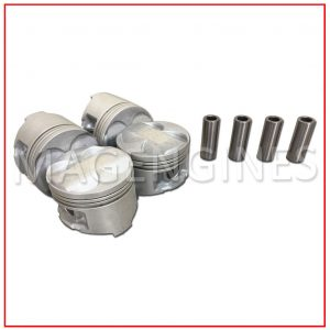 PISTON & RING SET HONDA B16A2 16V 1.6 LTR