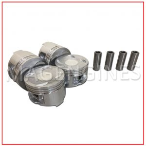 PISTON & RING SET HONDA B20B4 16V 2.0 LTR