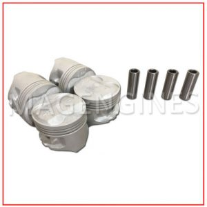 PISTON & RING SET HONDA D16A 16V 1.6 LTR
