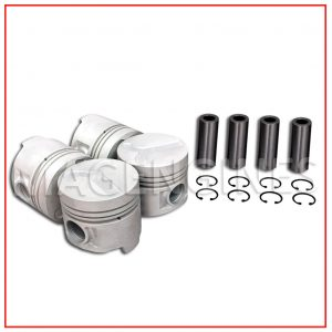PISTON & RING SET NISSAN TD27-T NEW 8V 2.7 LTR