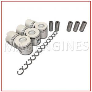PISTON & RING SET TOYOTA 12H-T 12V 4.0 LTR