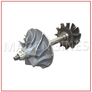 TURBO TURBINE SHAFT WHEEL TOYOTA 1KD-FTV D4-D 3.0 LTR