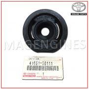 41651-50111-TOYOTA-GENUINE-REAR-DIFFERENTIAL-MOUNT-CUSHION,-NO.2-.1