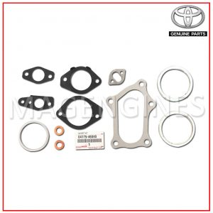 GASKET-KIT-TURBOCHARGER-TOYOTA-GENUINE-04175-46040