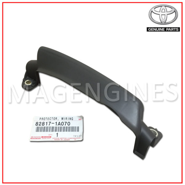 Strange Wiring Harness Protector Toyota Genuine 82817 1A070 Mag Engines Wiring 101 Taclepimsautoservicenl