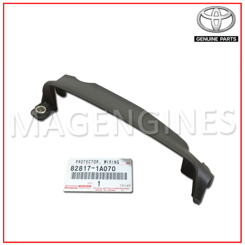 Excellent Wiring Harness Protector Toyota Genuine 82817 1A070 Mag Engines Wiring 101 Taclepimsautoservicenl
