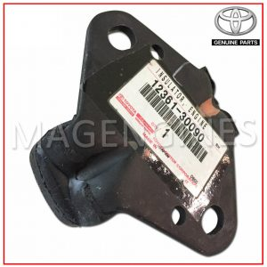 12361-30090 TOYOTA GENUINE ENGINE MOUNTING INSULATOR, FRONT