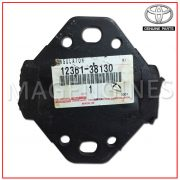 12361-38130 TOYOTA GENUINE INSULATOR, ENGINE MOUNTING, FRONT