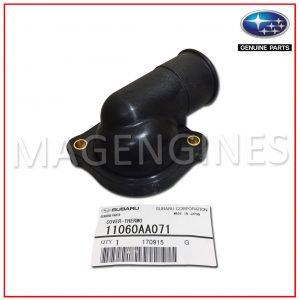 ENGINE-COOLANT-THERMOSTAT-HOUSING-COVER-SUBARU-GENUINE-11060-AA071.1