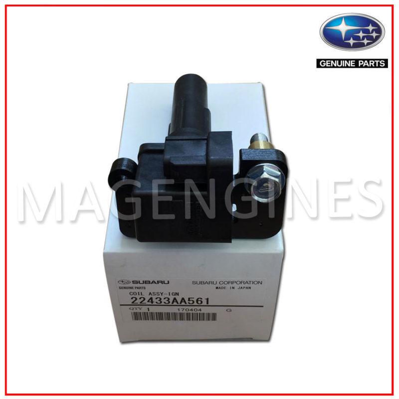 מדהים 22433-AA561 SUBARU GENUINE IGNITION COIL EJ205 – Mag Engines WD-09
