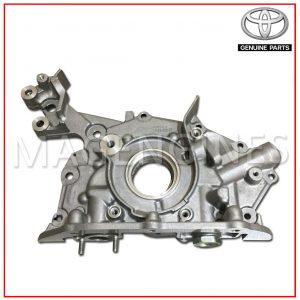 OIL PUMP ASSY TOYOTA GENUINE 15100-20050
