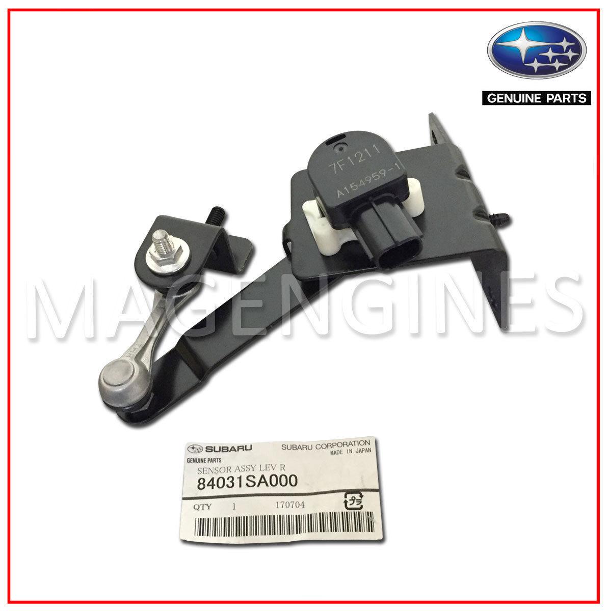 84031AG000 Genuine Subaru SENSOR ASSY LEV R 84031-AG000