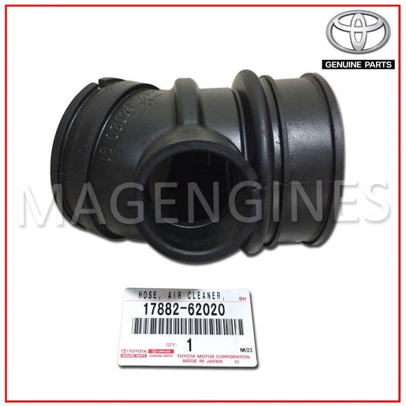 Air Intake Hose >> 17882 62020 Toyota Genuine Air Intake Hose No 2