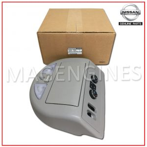 26430-ZQ63A-NISSAN-GENUINE-MAP-LAMP-ASSY
