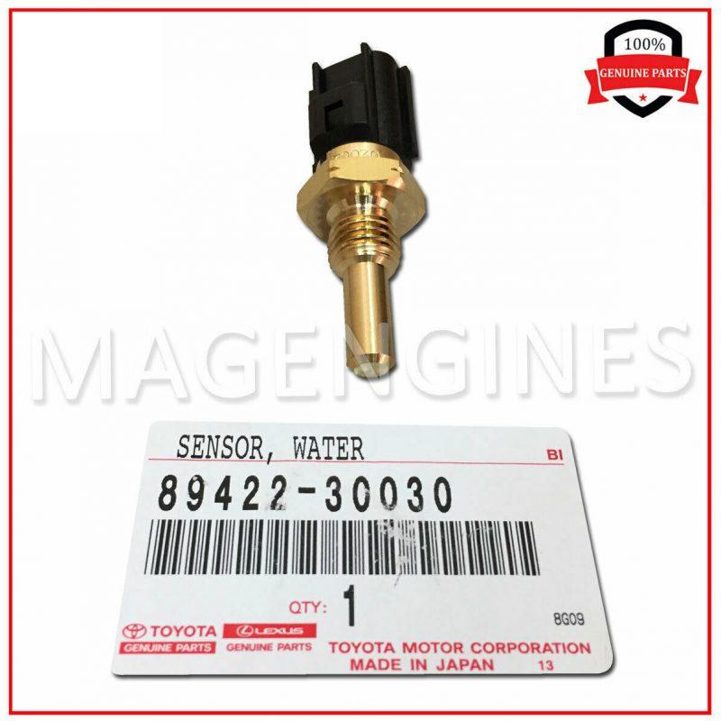 Toyota Genuine 89422-30030 Water Temperature Sensor