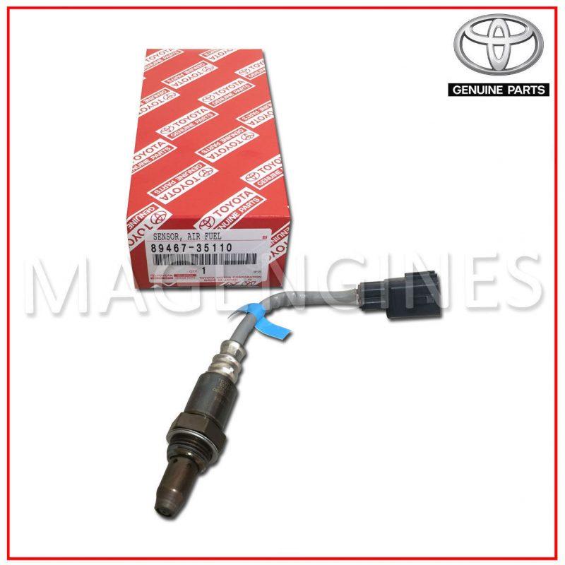 AIR FUEL RATIO 89467-35110 8946735110 Genuine Toyota SENSOR